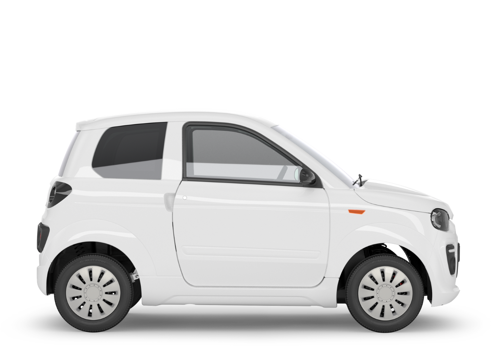 Microcar M.Go White
